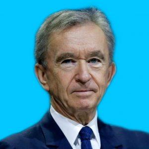 Bernard arnault, top 10 richest people of the wirld