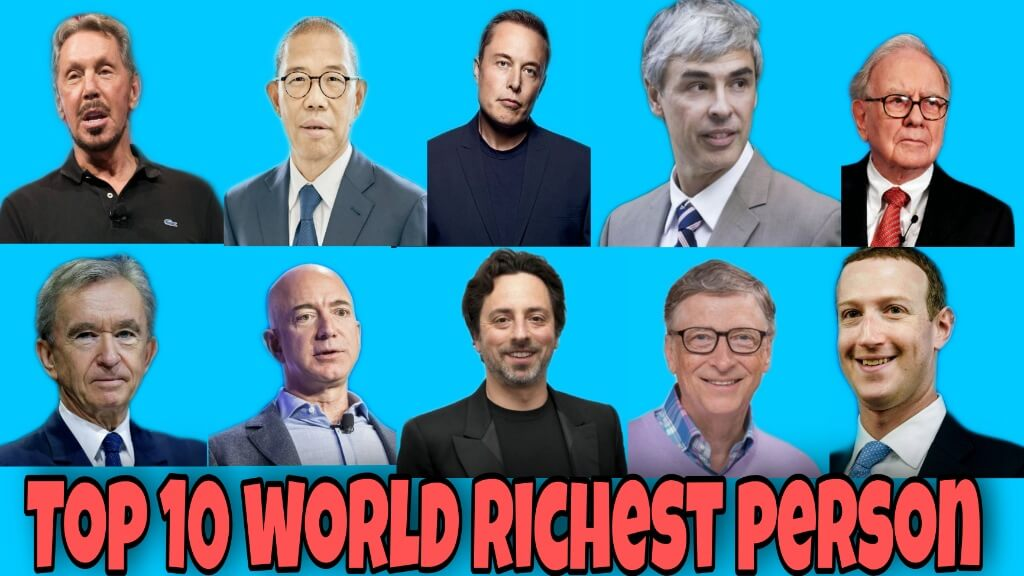0 richest person of world