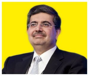 Uday kotak, , top 10 indian richest people of india